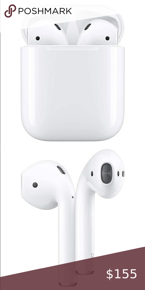 Apple Airpods Charging Case White Mv7n2am A Nib Case Apple Electronic Products