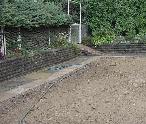 Excavating Blow Fill Dirt In Pool Fill Dirt Pool Gallery