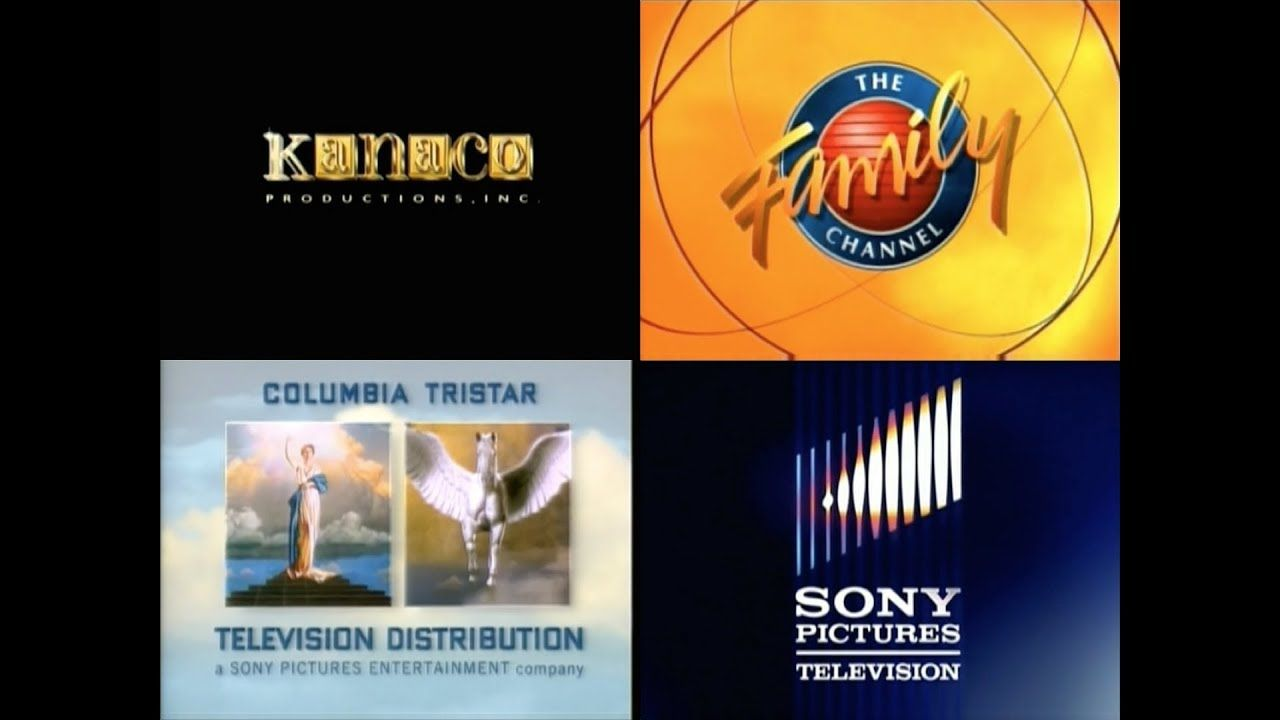 Kanaco Productions The Family Channel Columbia Tristar Television Distri Family Channel Tristar Sony Pictures Entertainment