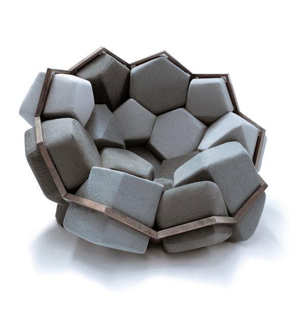 16 extraordinary chair design ideas mobilya chaise for Mobilya design