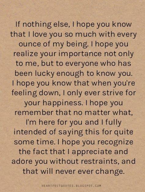 Cutest Love Messages : cutest, messages, Romantic, Quotes, Message, Her…., Heartfelt, Quotes,