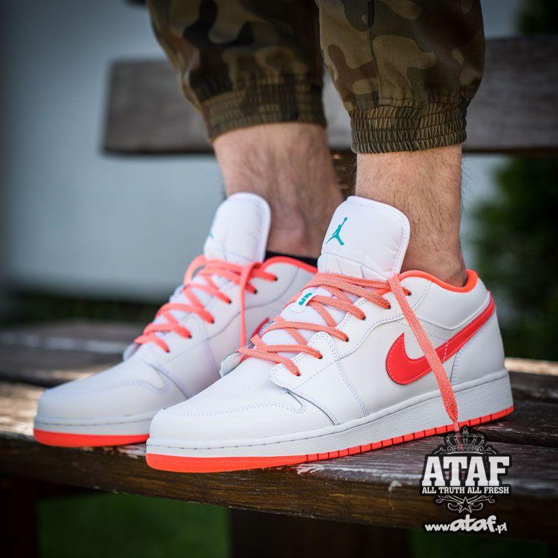 Nike AIR JORDAN 1 LOW GG HOT LAVA RETRO 554723-128