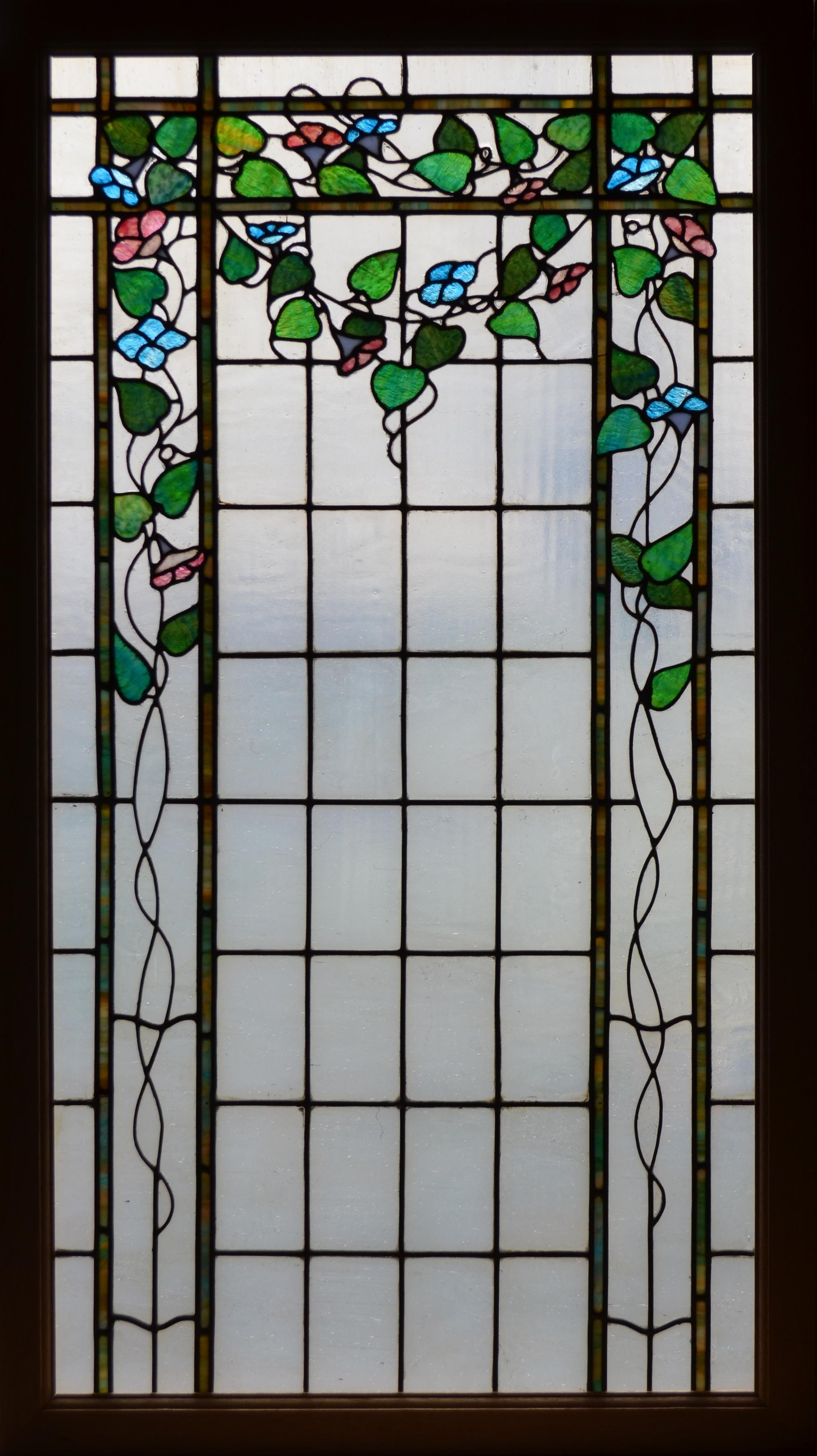 Antique American Stained Glass Windows | Stained Glass Beauty ...