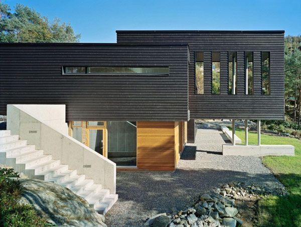 Villa Storingavika En Noruega Houses Pinterest