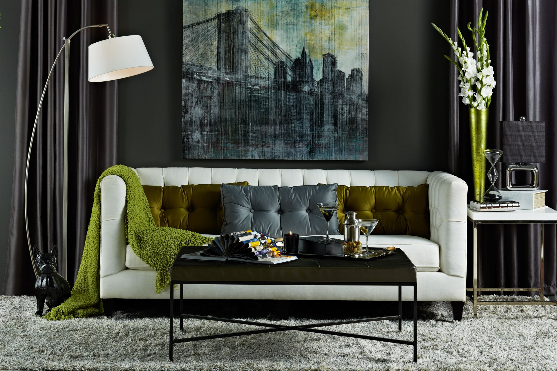 Do You Love This Modern Metro Styled Room? Find Out What