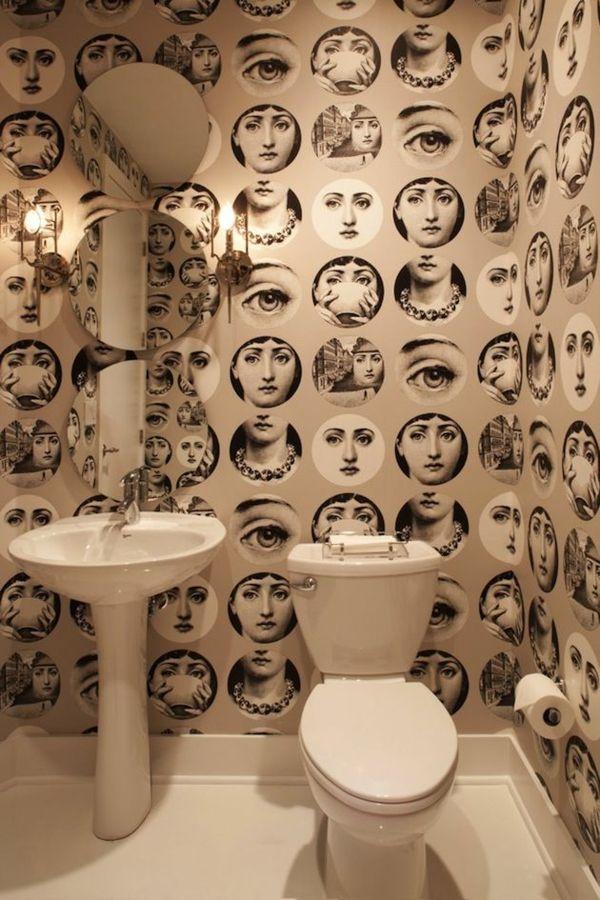 Erstaunlich Pop Art Merkmale Innendesign Badezimmer Gestalten