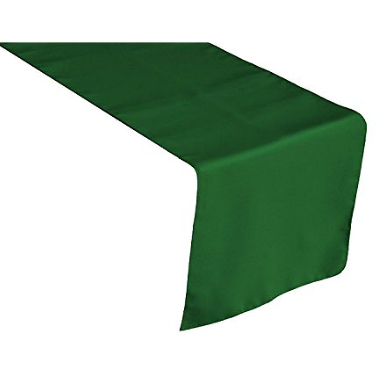 Table Runner Polyester 12 X 120 Inch By Broward Linens Kelly Green To View Further For This Item Visit The Image Lin Kitchen Dining Table Runners Broward
