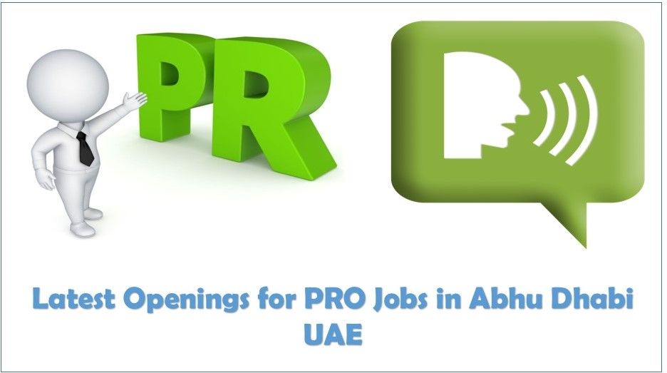 Public Relations Jobs In Abu Dhabi Uae Pro Job Vacancies In Uae