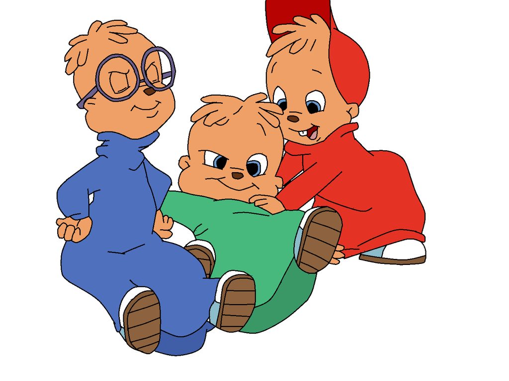 Alvin, Simon and Theodore 3 by Sandychen316.deviantart.com on @DeviantArt