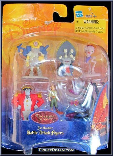 Treasure Toys Cartoon : Jim hawkins from treasure planet battle attack figures
