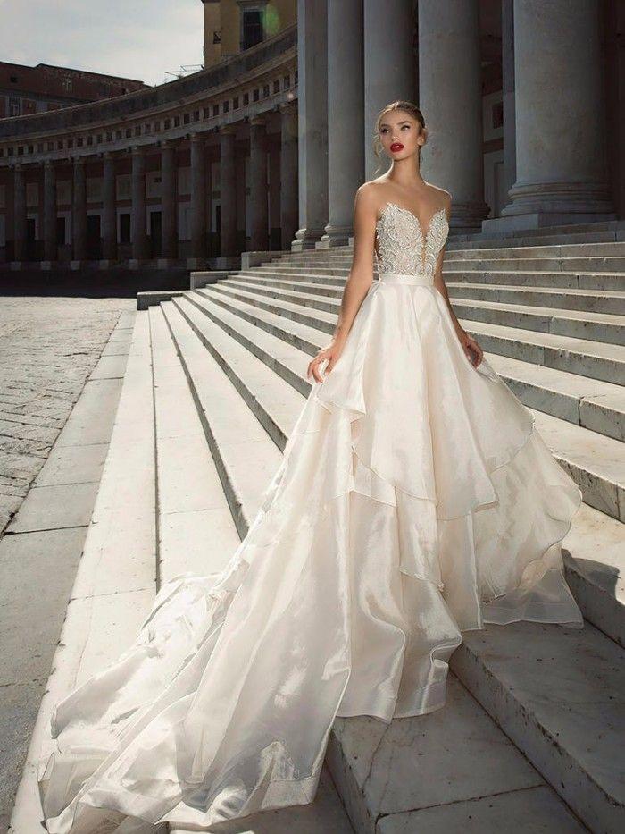 robe de mari e julie vino 2017 robe sexy coupe