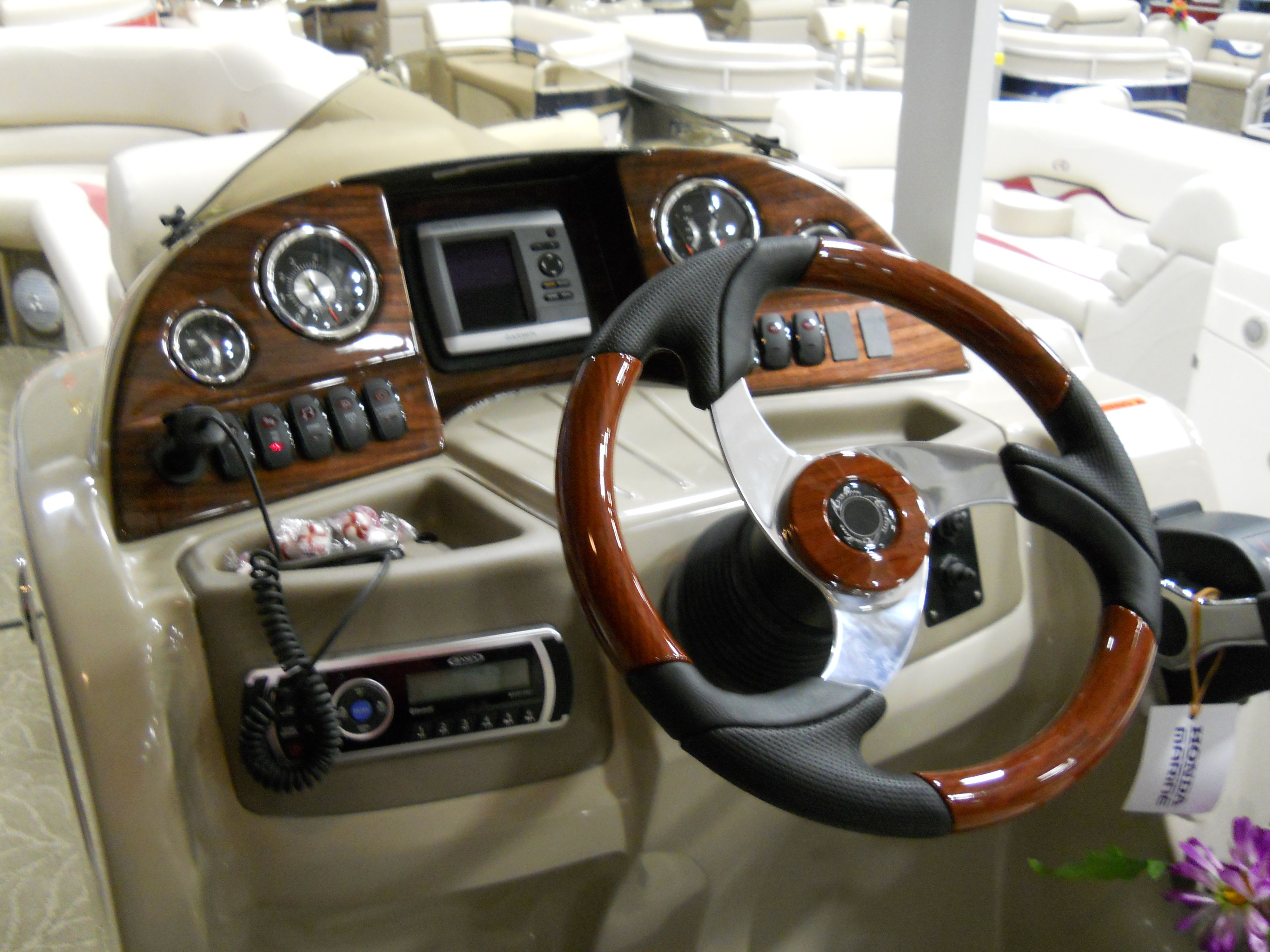 dashboard of the avalon pontoon fishing pontoon boats these avalon luxury pontoon boats bring new heights of design and style to the funship and windjammer lounger if you enjoyed this video please leave a