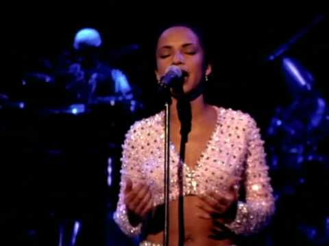 For The Luv of Music: SADE: LIVE IN CONCERT
