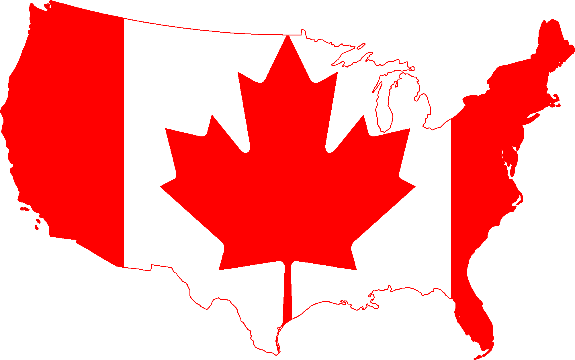 CANADA BUSINESS DATABASE  Million Record  Company List - Us map state list