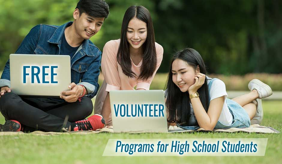 Read about the free volunteer and travel opportunities