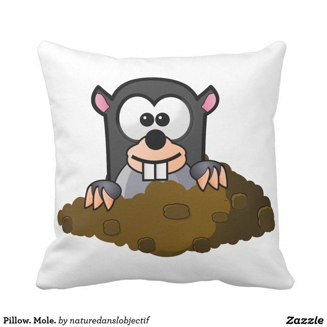 Pillow Mole