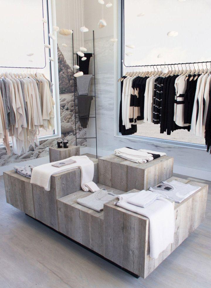 360 Cashmere | Skull Cashmere Retail Store By 30 Collins, Malibu U2013  California » Retail