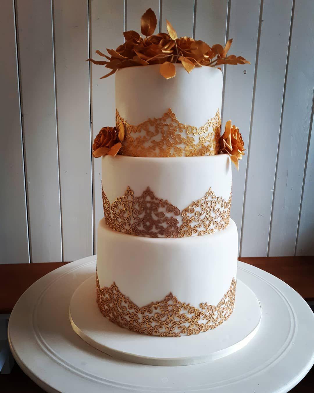 Eine Hochzeitstorte Direkt Aus Dem Orient Torte Cake