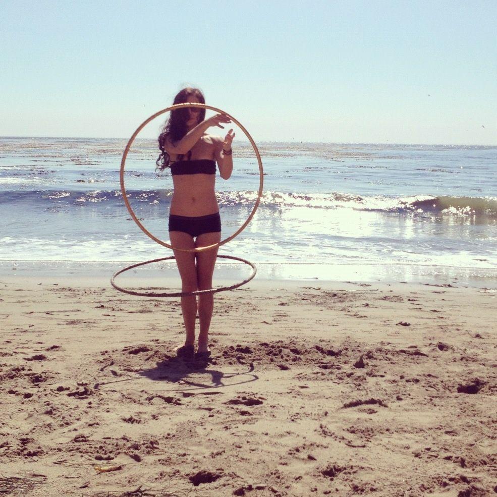 #hoolahoop #beachbooster #wasagabeach