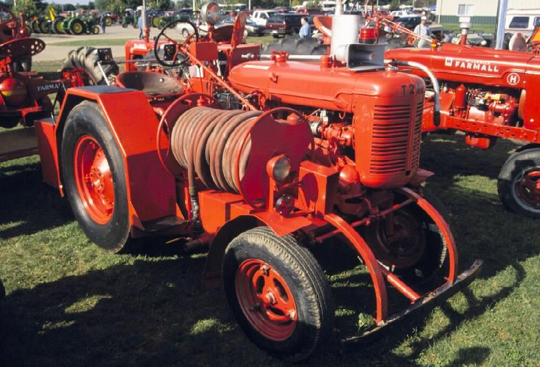 old fire engines | Antique Engine and Tractor Shows | Old Power ...