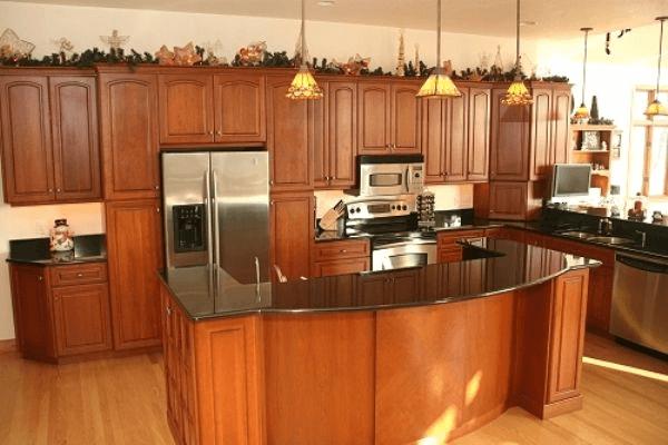 New kitchen cabinets and countertops granite | Kitchen ...