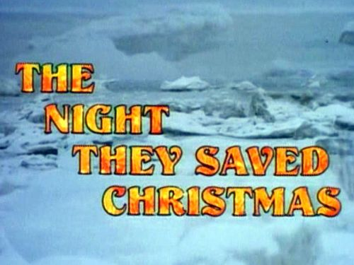 the night they saved christmas dvd 1984 art carney jaclyn smith - The Night They Saved Christmas Dvd