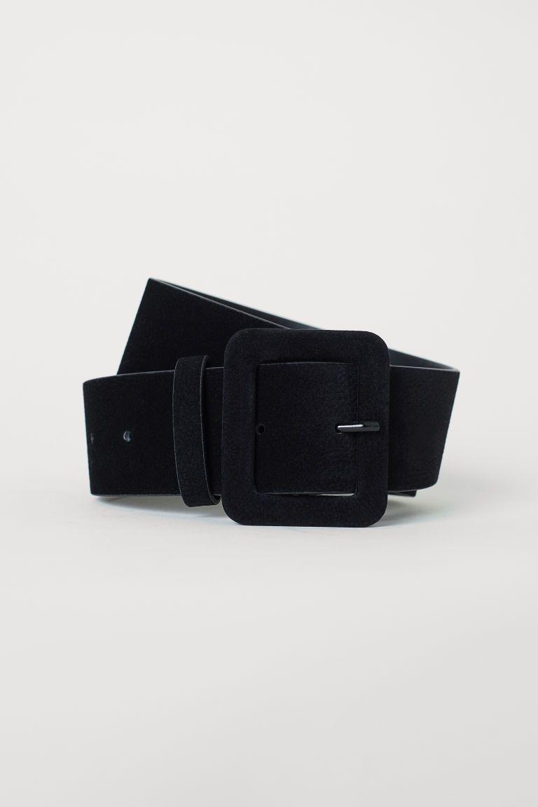3158a7692 Cinturón in 2019 | Products I Love | Cinturón negro, Cinturones, H & m