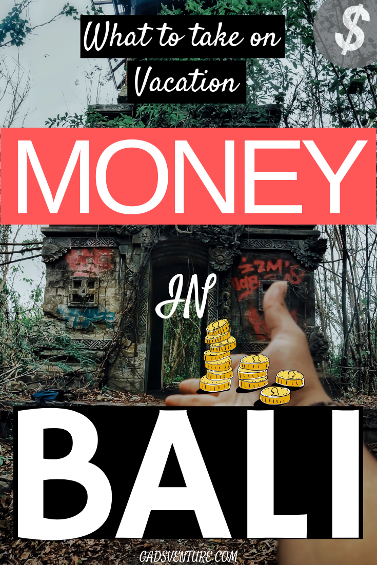 How Much Money To Bring To Bali For A Week