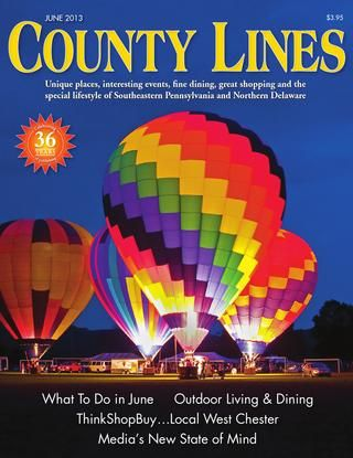 County Lines Magazine June 2013 Issue
