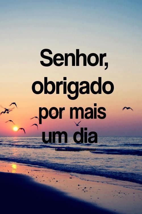 Mensagens De Agradecimento A Deus Portugese God Frases Gods Love