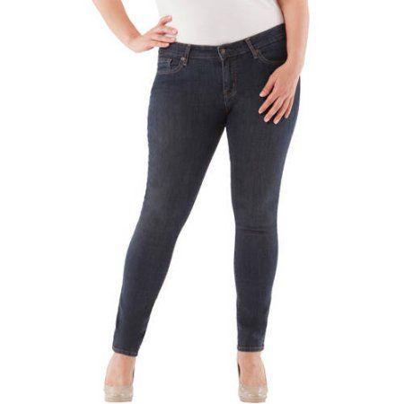 3f335cdfa5e75 Plus Size Signature by Levi Strauss   Co.   Women s Plus Modern Skinny Jeans