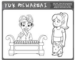 monster malvorlagen indonesia