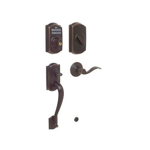 Buy Schlage Keypad For Keyless Entry Fe365 Cam Acc 716 Schlage Front Door Hardware Door Handle Sets