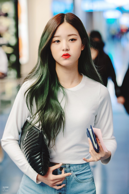 Model Dan Warna Rambut Wanita Korea - Model Terbaru