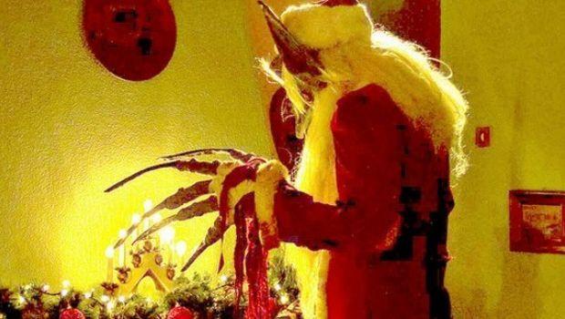 """""""Santa"""": corto horror natalizio con un terrificante Babbo Natale"""
