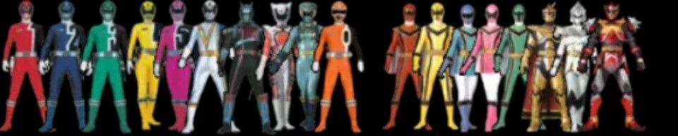 Mahou Sentai Magiranger Vs Dekaranger | Power rangers ...