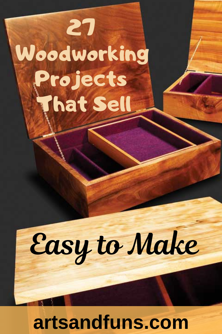 In this article, you will find easy- creative woodworking ...