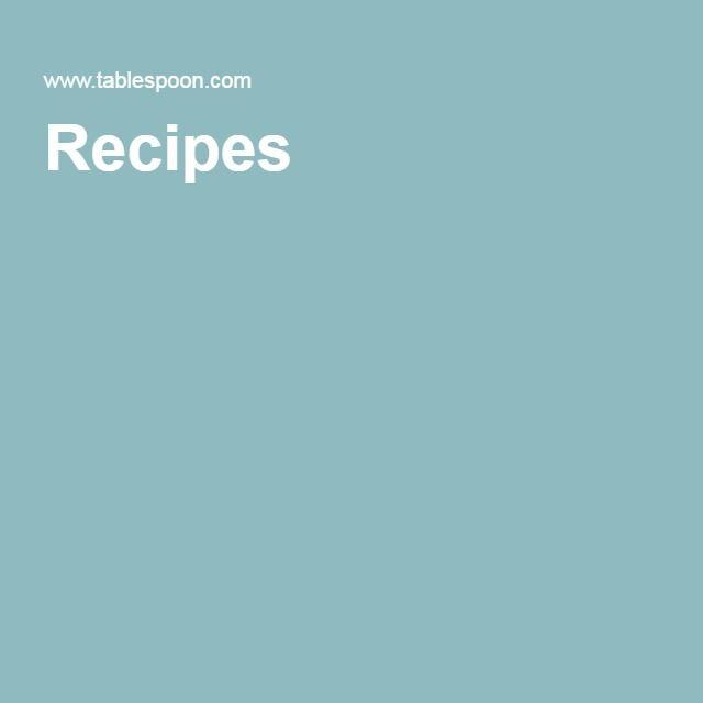 Recipes - tbsp.