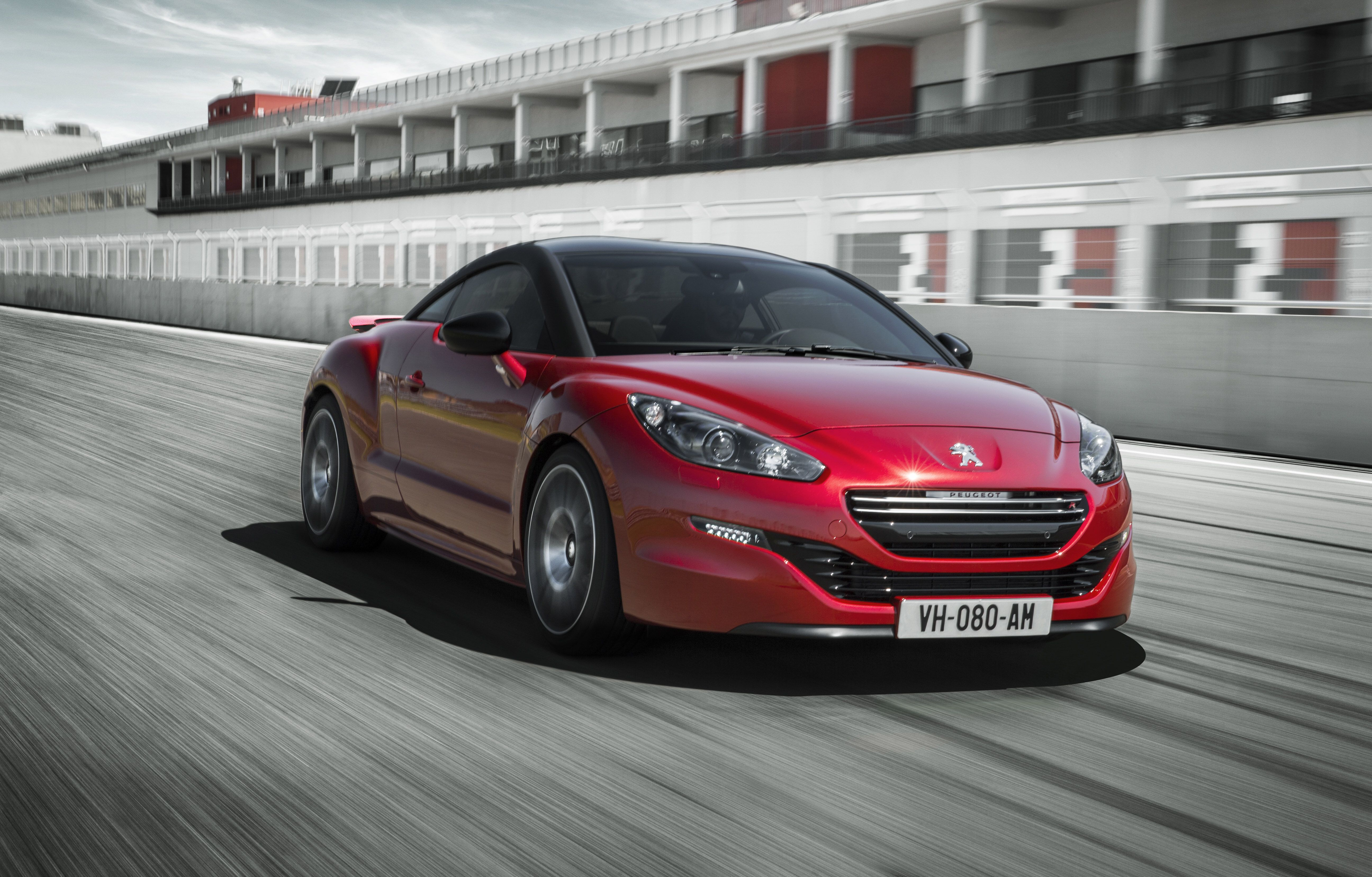 The new Peugeot RCZ R will be the most powerful road