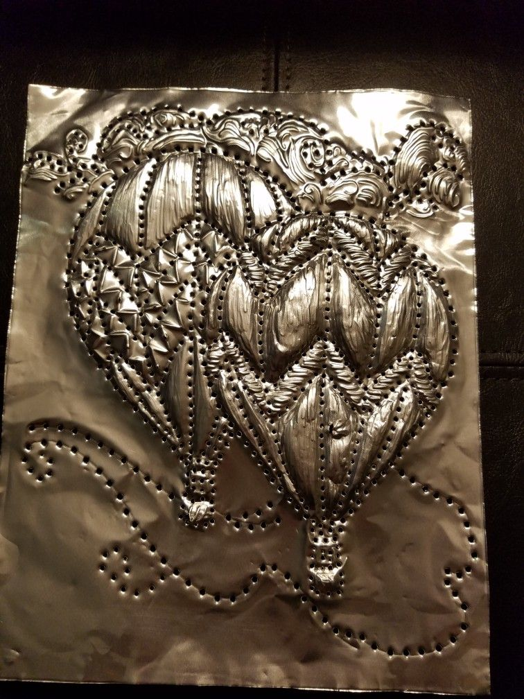 Aluminium Foil Hot Air Balloons Bare Metal Aluminum Foil