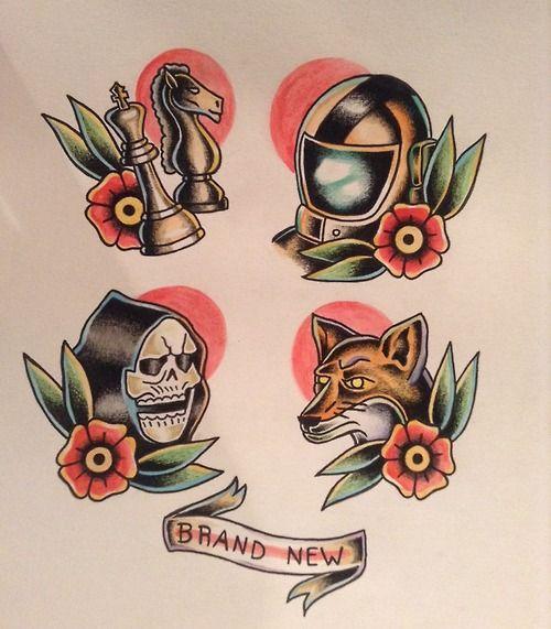 Brand New tattoo designs. | Tattoo Design | Pinterest ...