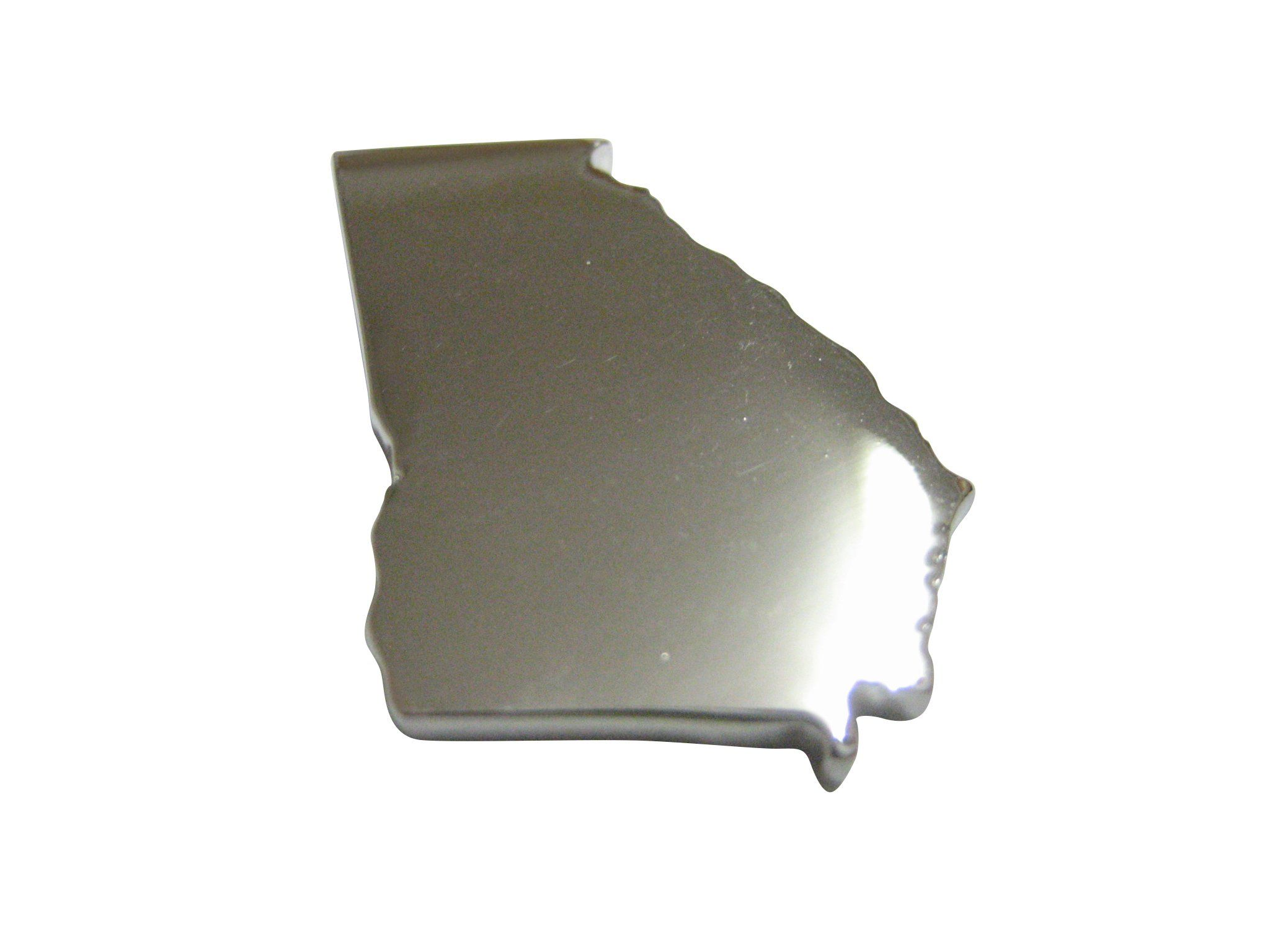 Georgia State Map Shape Magnet Georgia State Magnets Rare Earth Magnets