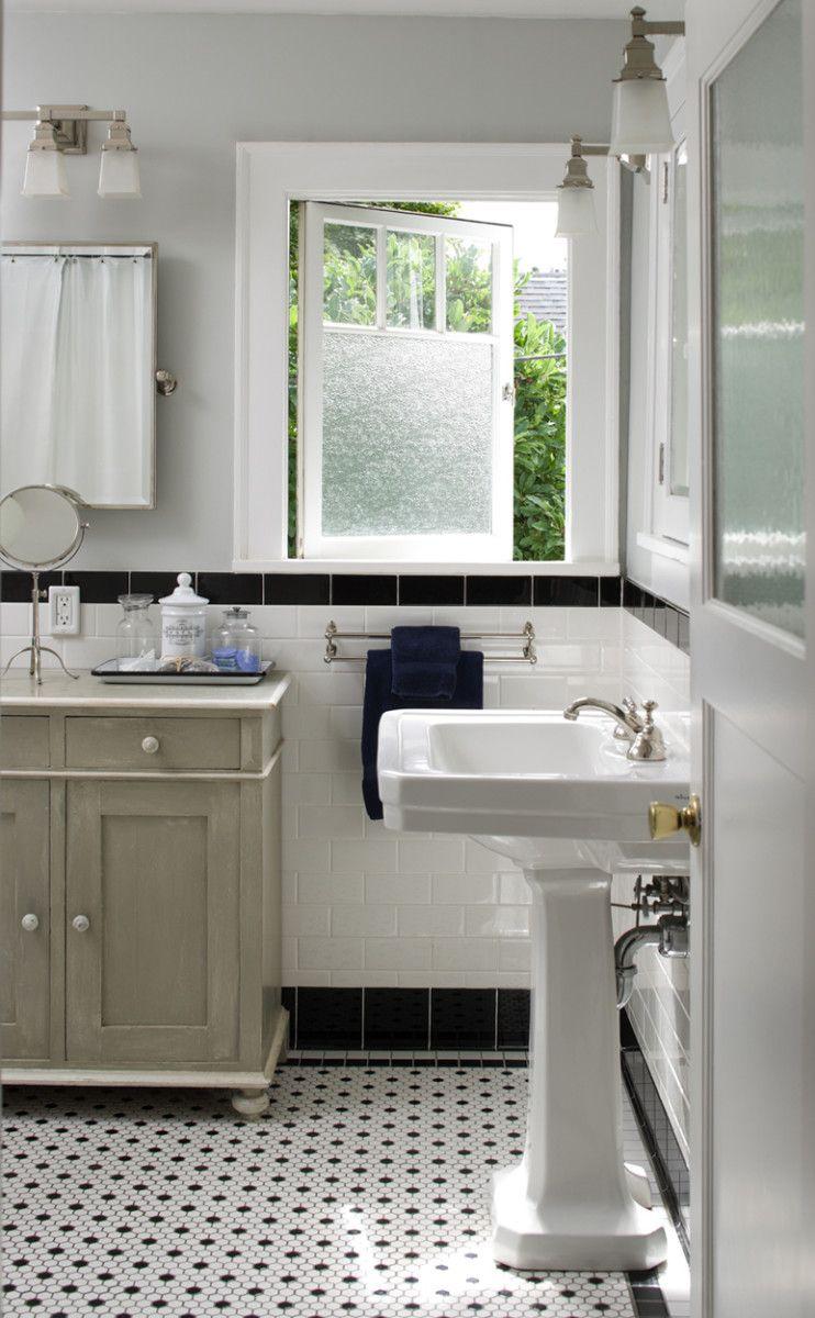 A Mosaic Tile Floor Black Bathroom Mosaic Floor Bathroom