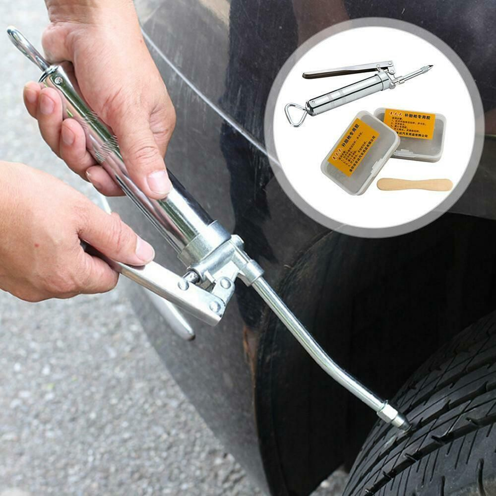 Details About Car Tubeless Tyre Tire Puncture Repair Plug