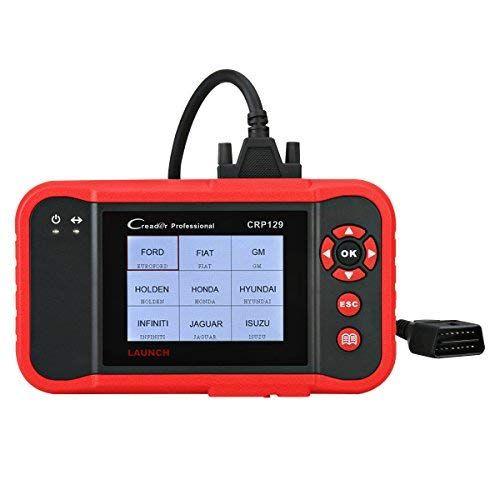 Launch Creader VIII ABS SRS EPB SAS OBDII Scan Tool Car Code Reader As CRP129