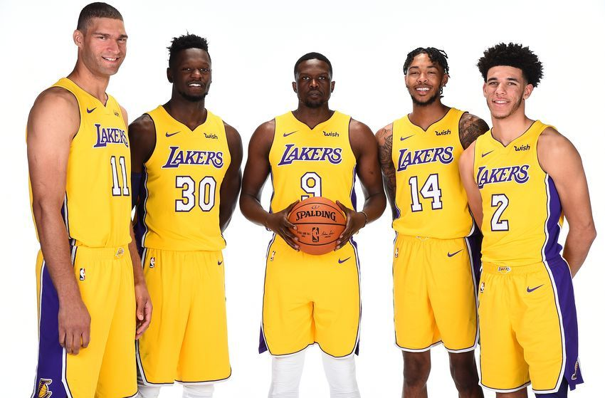 Los Angeles Lakers 5 Moves We Wish Were April Fools Jokes Nba Lakeshow Lakers Team Lakers Los Angeles Lakers