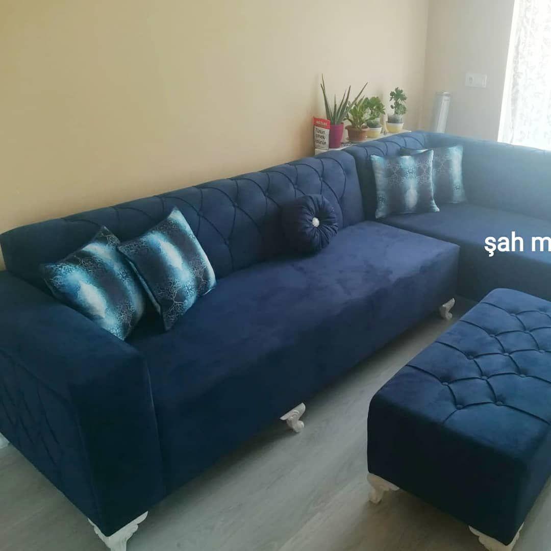 23 Begenme 13 Yorum Instagram Da Sah Mobilya Mobilyasah Sah Mobilyadan Chester Kose Koltuk Takimi In 2020 Furniture Sofa Home Decor