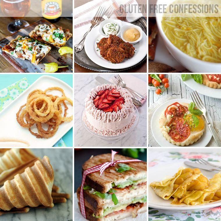 Gluten Free Meal Ideas July