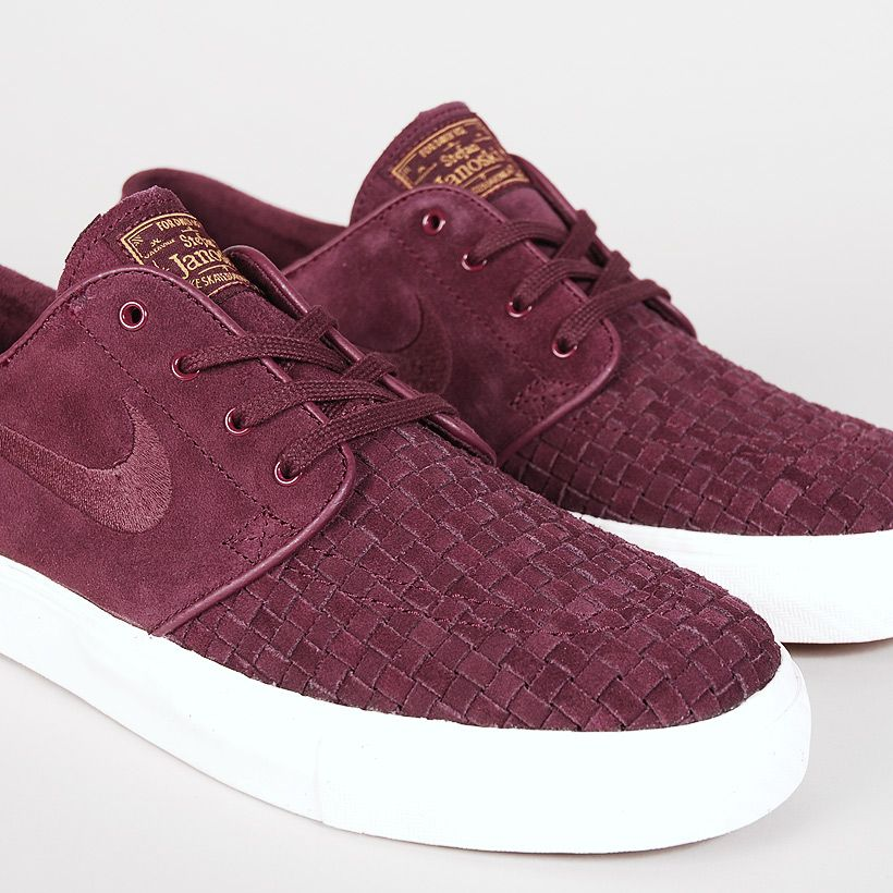f98e71039302 Nike SB Zoom Stefan Janoski Elite - Night Maroon
