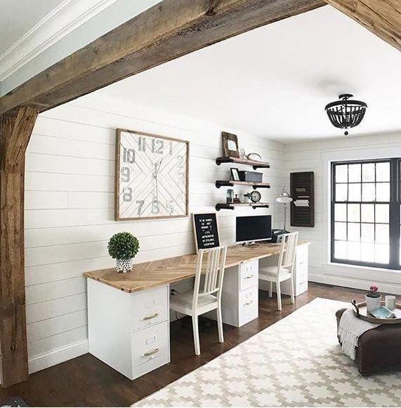 P I N T E R E S T Jacquerosee Home Office Space Home Office Design Home Office Decor